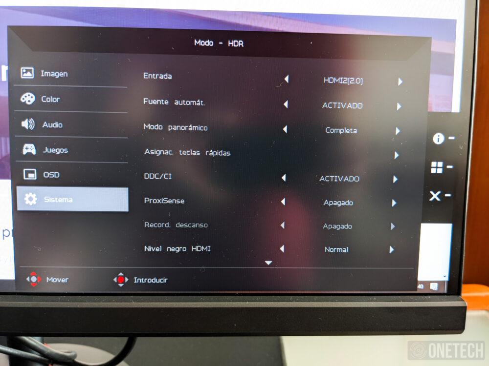 Nitro XV272U KV, primeras impresiones del nuevo monitor de Acer 7