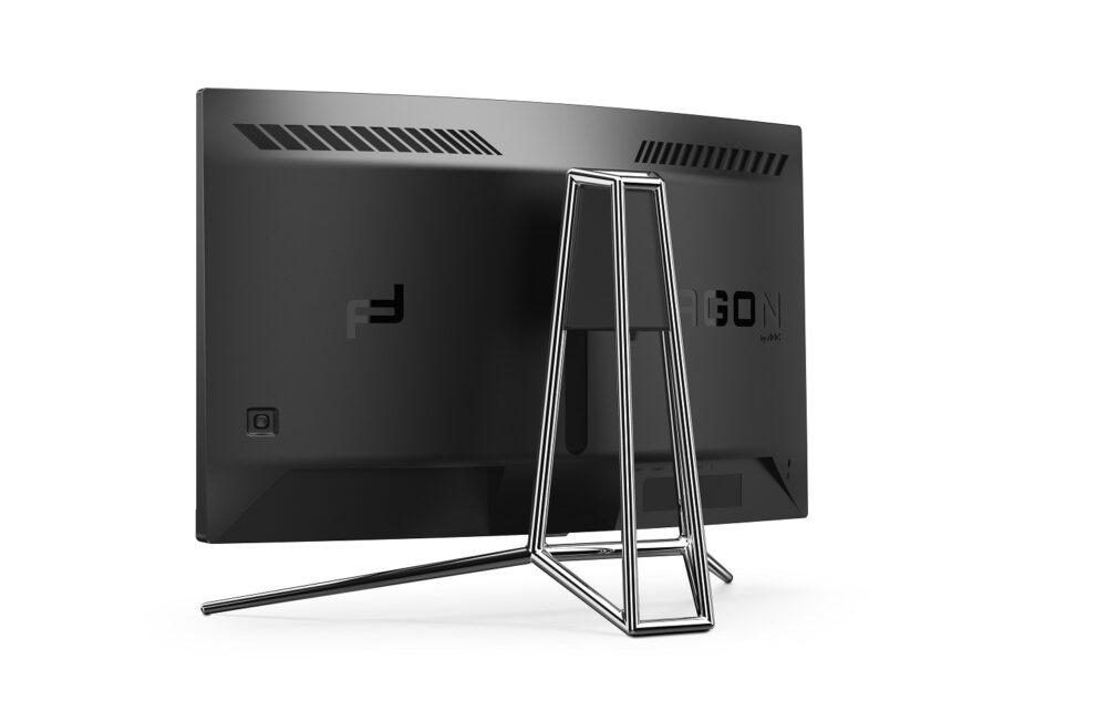 AOC AGON PD27, un monitor para eSports con el sello Porsche Design 1