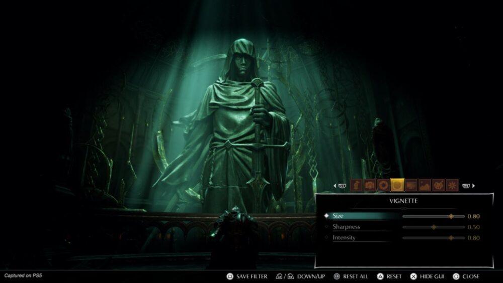 Demon's Souls nos enseña su creador de personajes y el modo foto 5