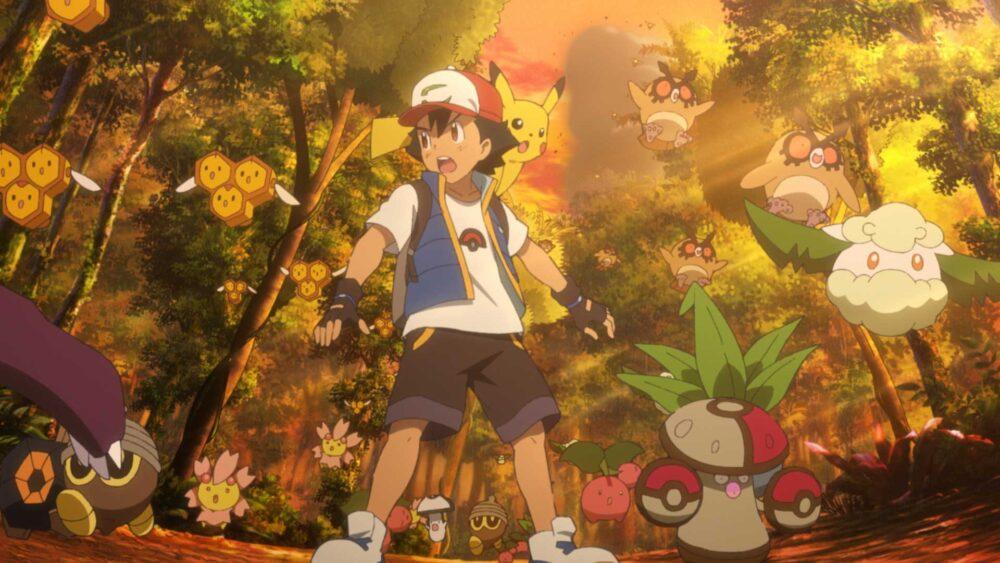 Pokémon presenta la película de Zarude, que llega además a JCC y Espada/Escudo 1