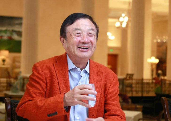 Ren Zhengfei - El fundador de Huawei quiere que la