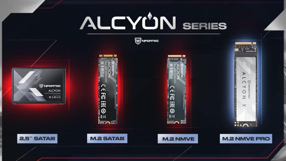 Nfortec Alcyon