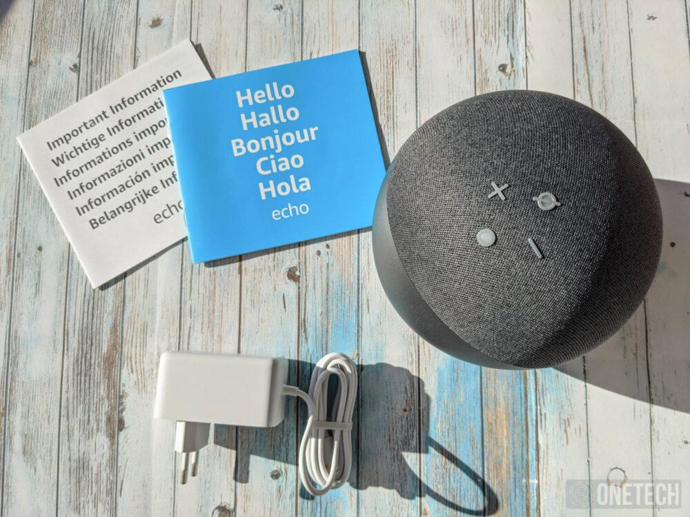 Amazon Echo 4 Generación
