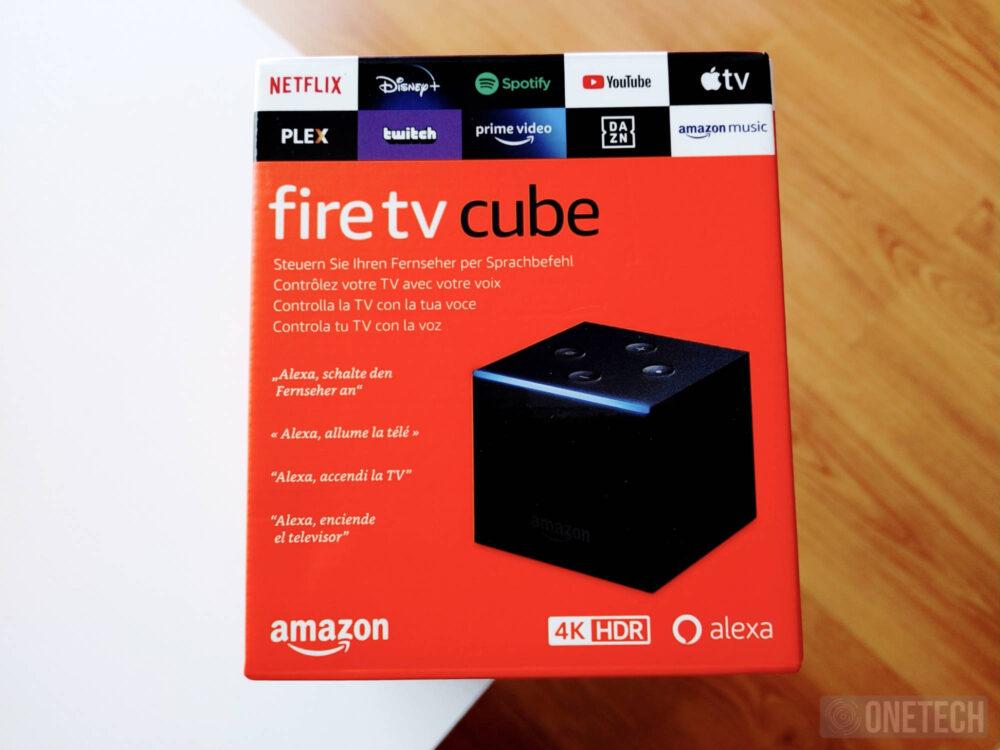 Amazon Fire TV Cube, ya no necesitas mando para controlar tu televisión - Análisis 10