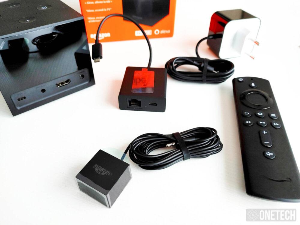 Amazon Fire TV Cube, ya no necesitas mando para controlar tu televisión - Análisis 11