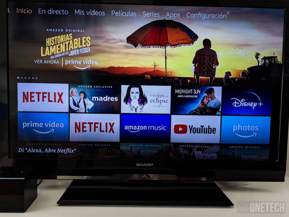Amazon Fire TV Cube, ya no necesitas mando para controlar tu televisión - Análisis 19