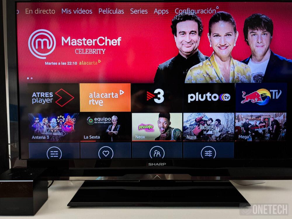 Amazon Fire TV Cube, ya no necesitas mando para controlar tu televisión - Análisis 18