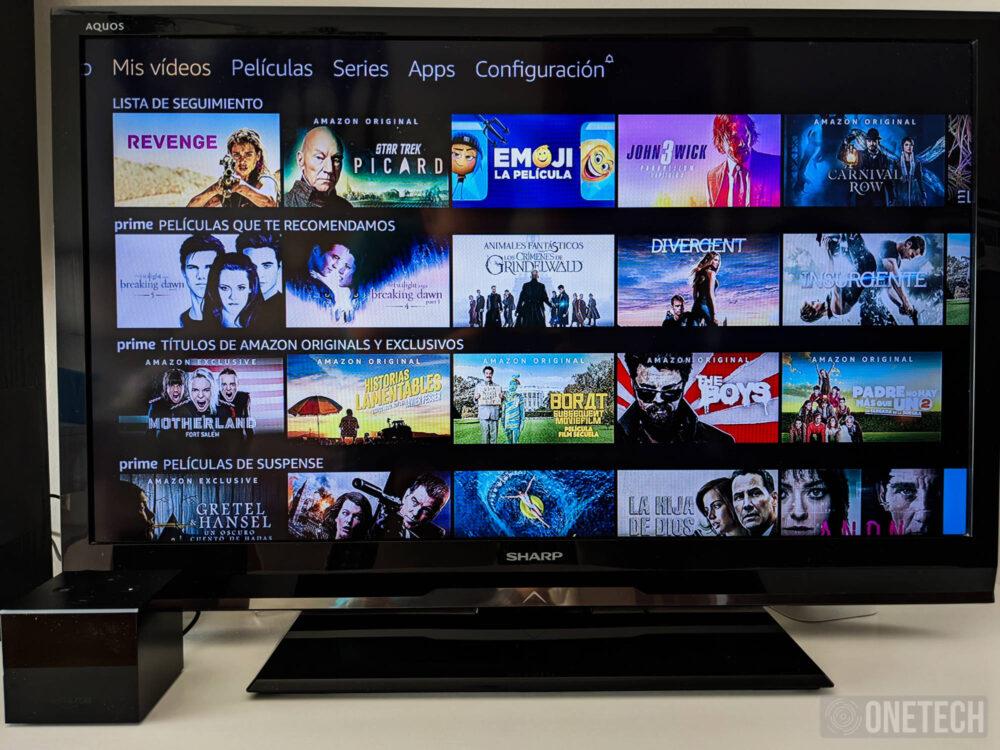 Amazon Fire TV Cube, ya no necesitas mando para controlar tu televisión - Análisis 17