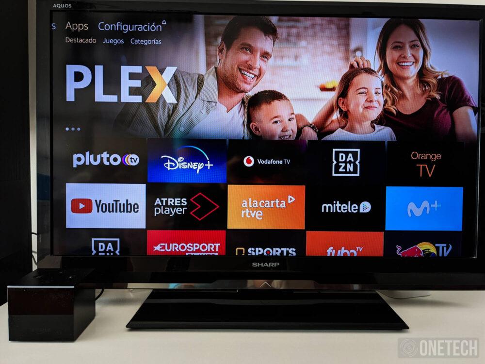 Amazon Fire TV Cube, ya no necesitas mando para controlar tu televisión - Análisis 16