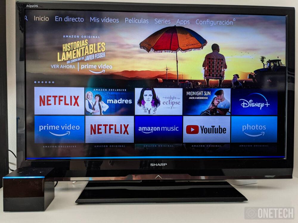 Amazon Fire TV Cube, ya no necesitas mando para controlar tu televisión - Análisis 15
