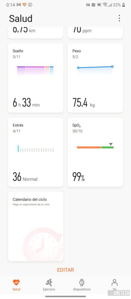Huawei Watch GT 2 Pro, la mejor autonomía ahora viene más protegido - Análisis 4
