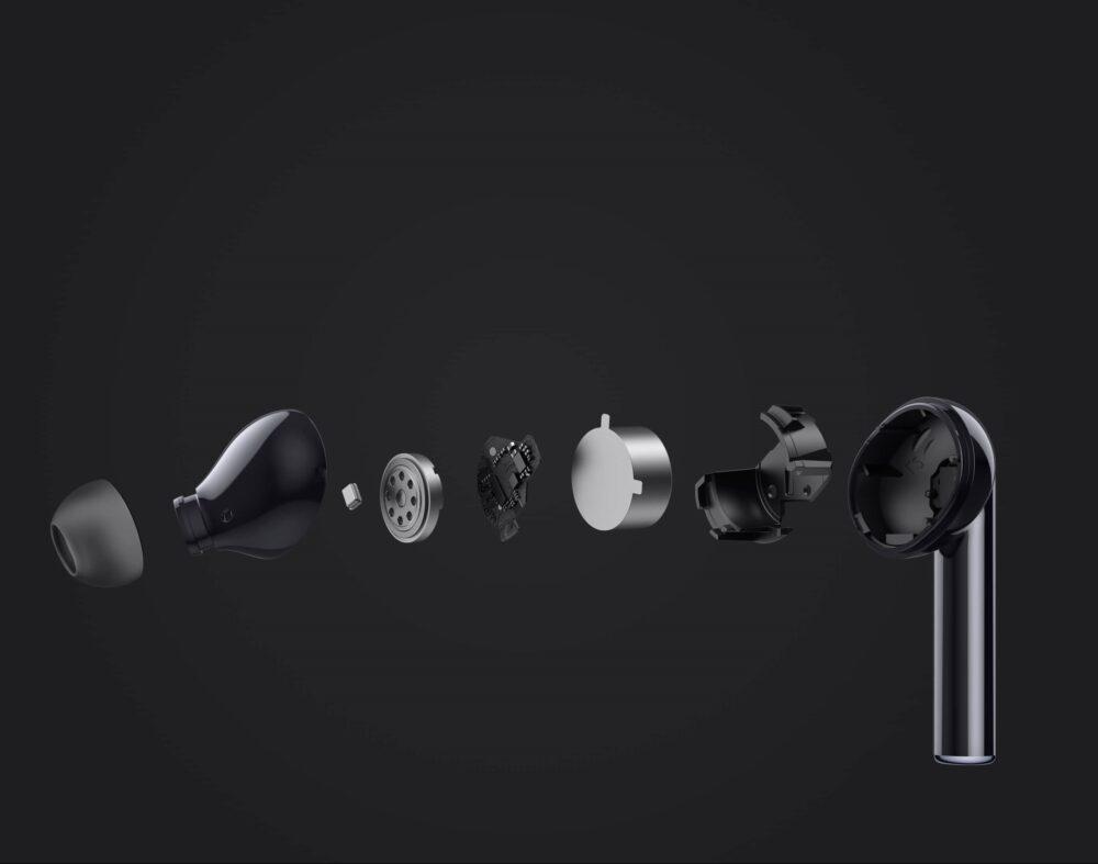 Realme Buds Air Pro, auriculares con cancelación activa de ruido
