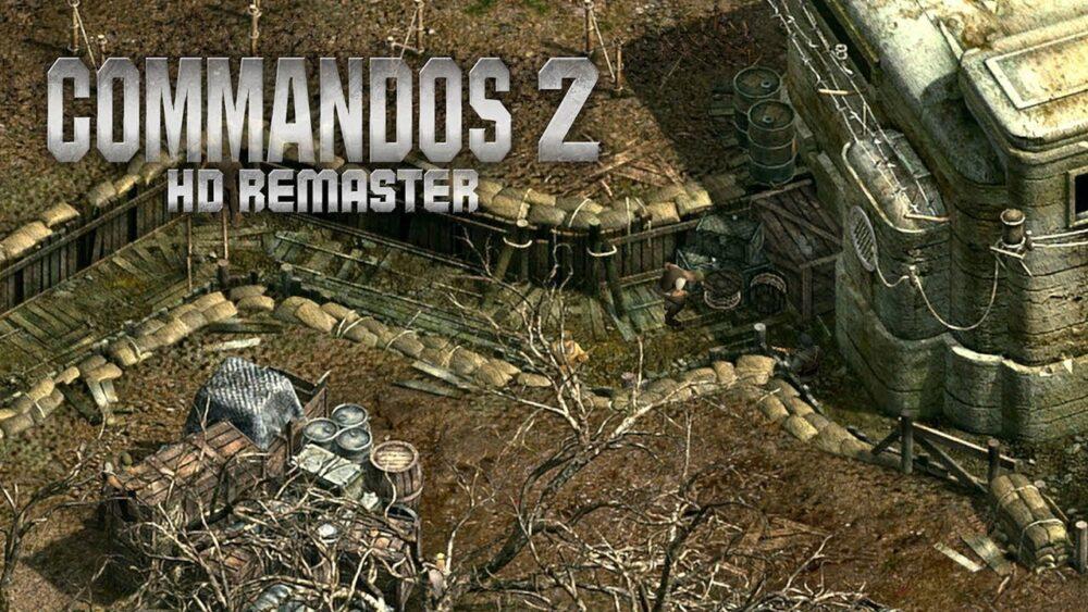 Commandos 2 HD Remaster llega con toda su acción a Nintendo Switch 1