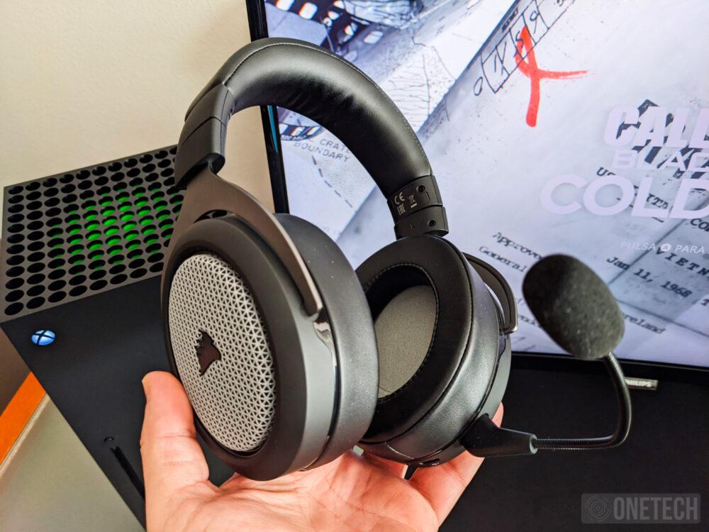 Corsair HS75 XB Wireless, los auriculares con los que estrenamos la Xbox Series X - Análisis 18