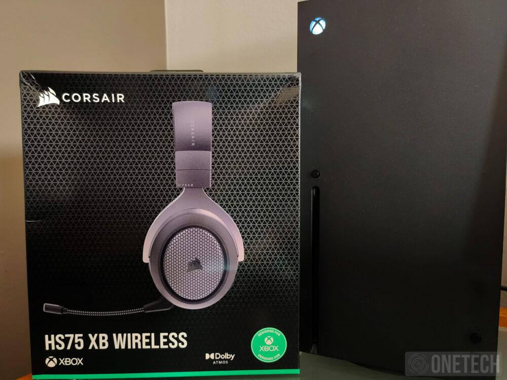 Corsair HS75 XB Wireless