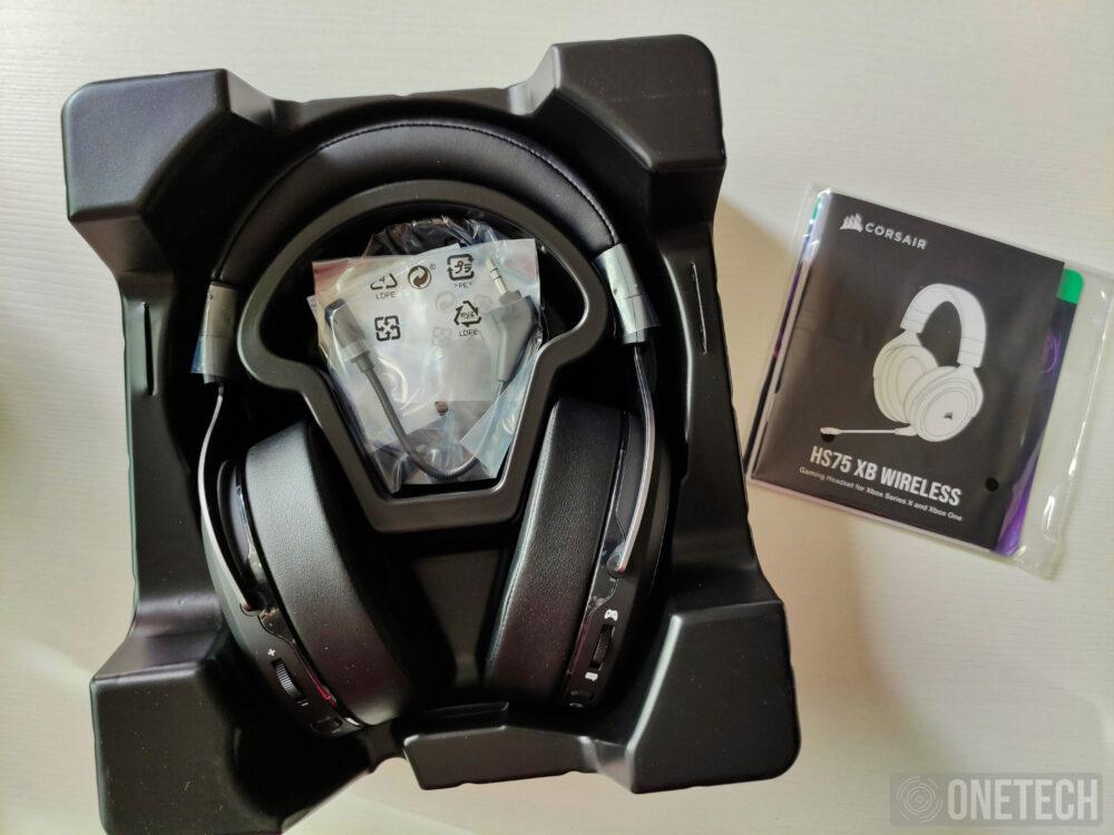 Corsair HS75 XB Wireless, los auriculares con los que estrenamos la Xbox Series X - Análisis 4