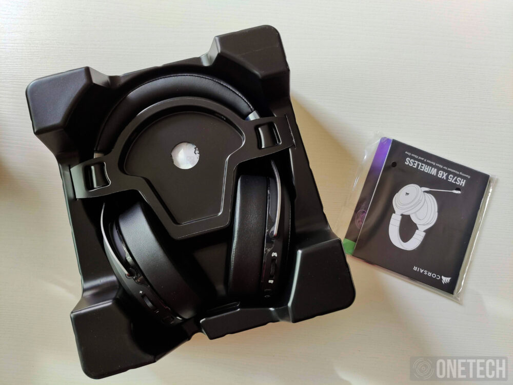 Corsair HS75 XB Wireless, los auriculares con los que estrenamos la Xbox Series X - Análisis 3