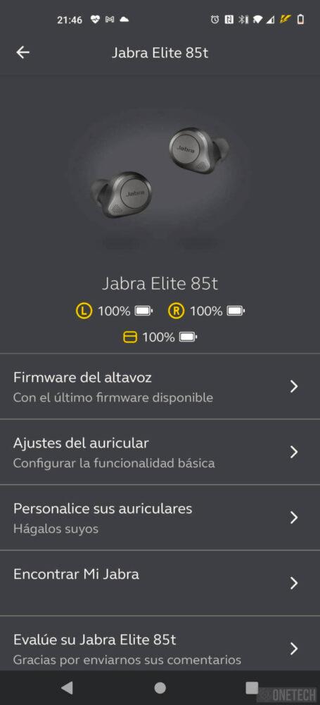 Jabra Elite 85T, un renovación mayor de lo que parece - Análisis 5
