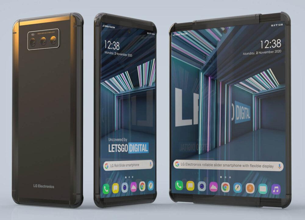 Lo próximo de LG podría ser un móvil expandible