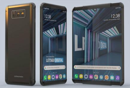 Lo próximo de LG podría ser un móvil expandible 1