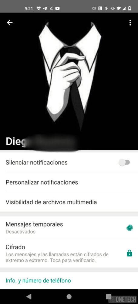 Los mensajes temporales ya están en la beta de WhatsApp 1