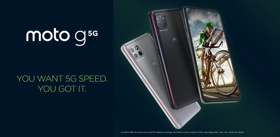 Moto G 5G, un smartphone 5G que no llega a 300€ 1