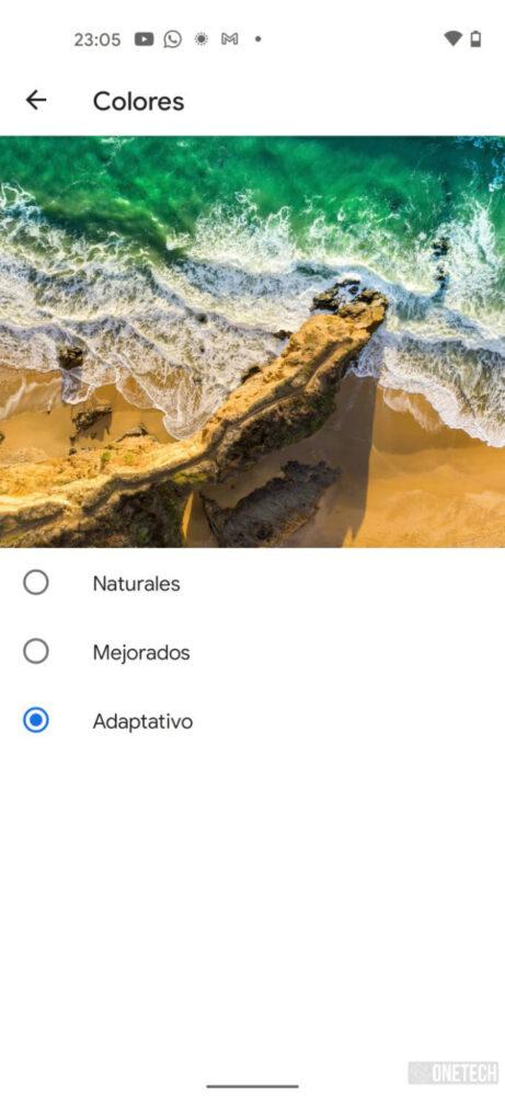 Pixel 4a, la gama media es el terreno de Google - Análisis 9