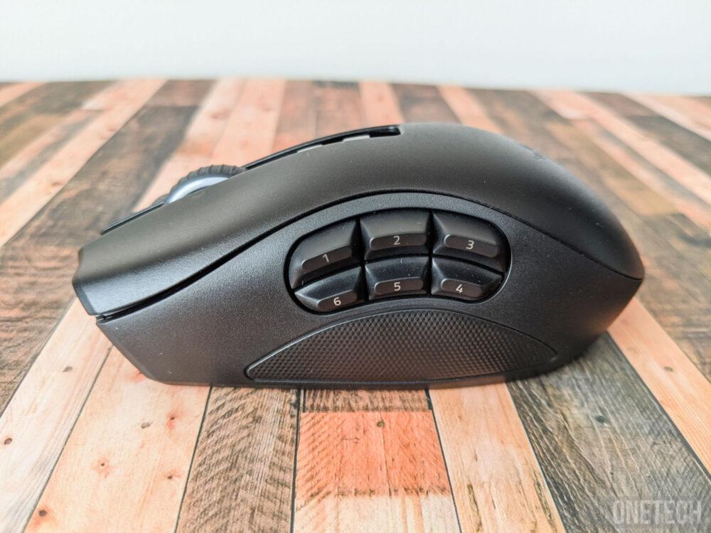 Razer Naga Pro, experiencia con un ratón modular - Análisis 44