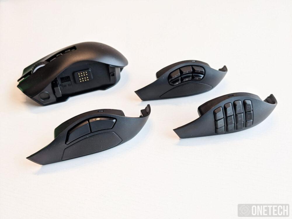 Razer Naga Pro, experiencia con un ratón modular - Análisis 11