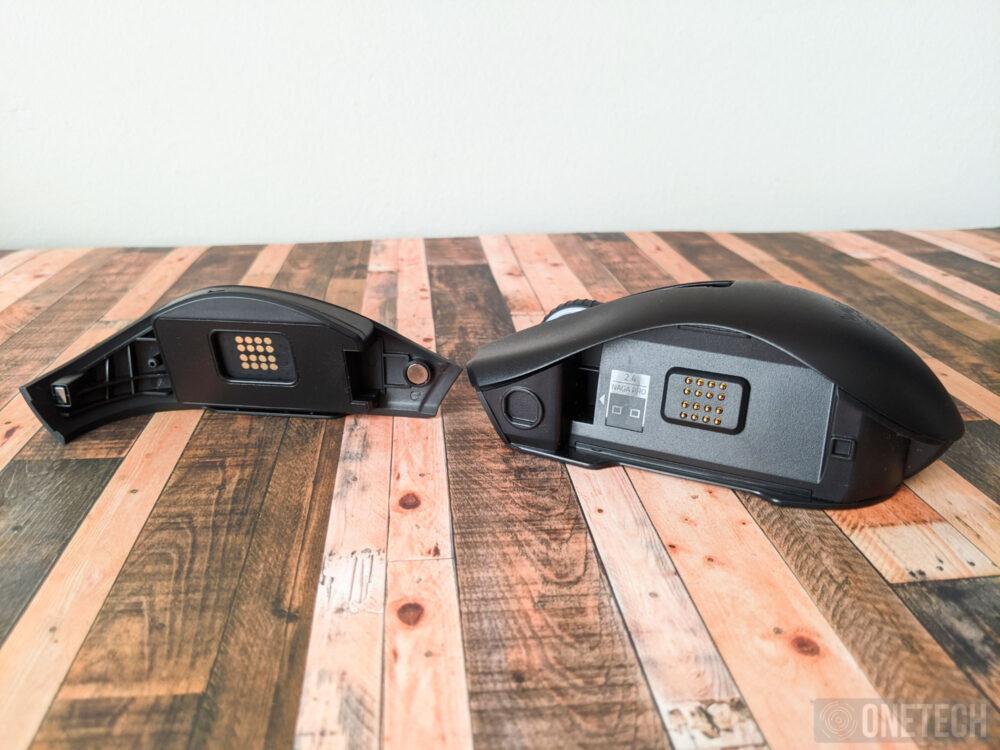 Razer Naga Pro, experiencia con un ratón modular - Análisis 43