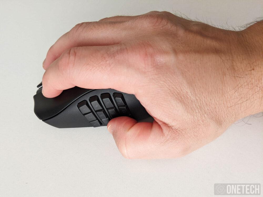 Razer Naga Pro, experiencia con un ratón modular - Análisis 22
