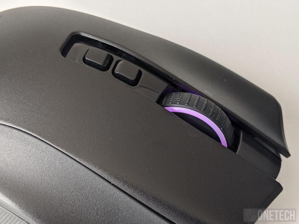 Razer Naga Pro, experiencia con un ratón modular - Análisis 37