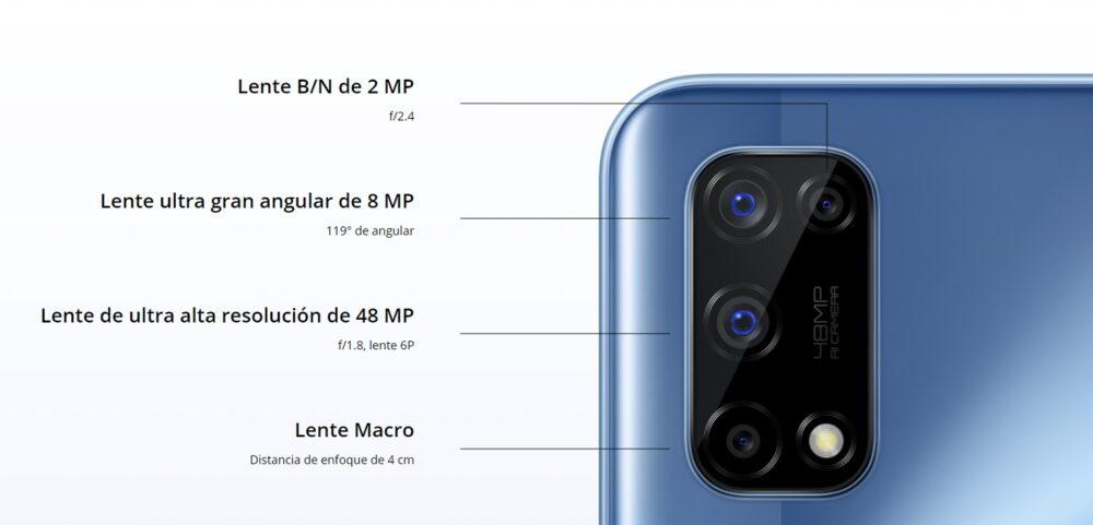 El Realme 7 5G es oficial: 5G, 120Hz y carga de 30W con oferta de lanzamiento por 229€ 1