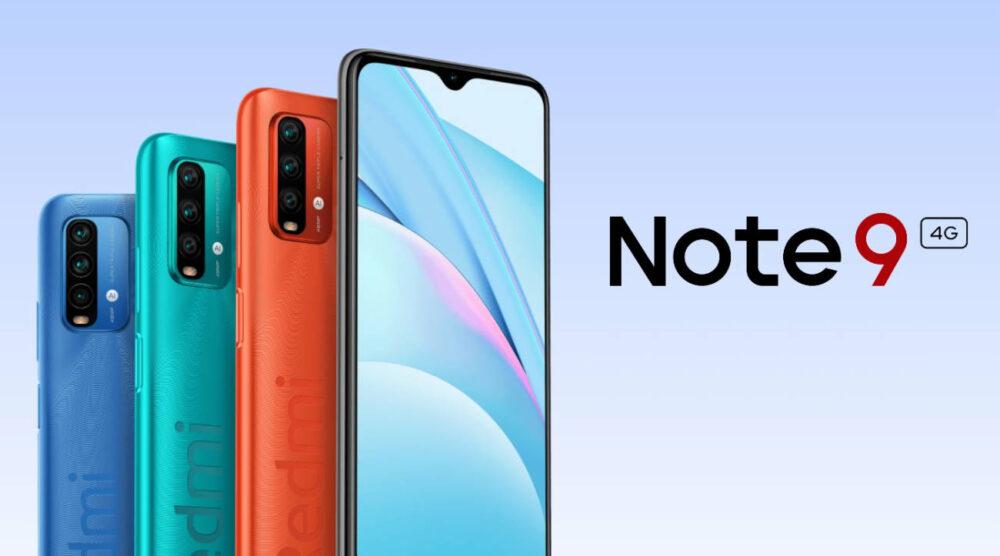 Redmi presenta los nuevos Note 9, Redmi Note 9 4G y Redmi Note 9 Pro 2
