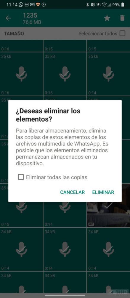 WhatsApp facilita borrar sus archivos almacenados de forma masiva 4
