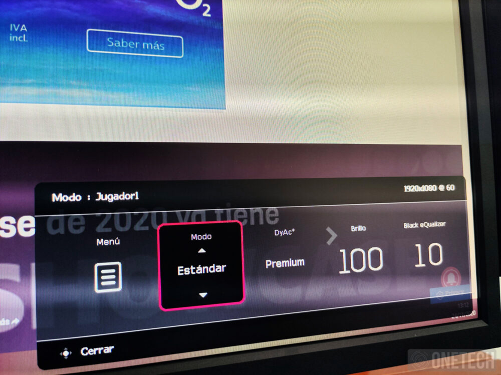 BenQ Zowie XL2546K, un monitor para profesionales de los eSports - Análisis 31