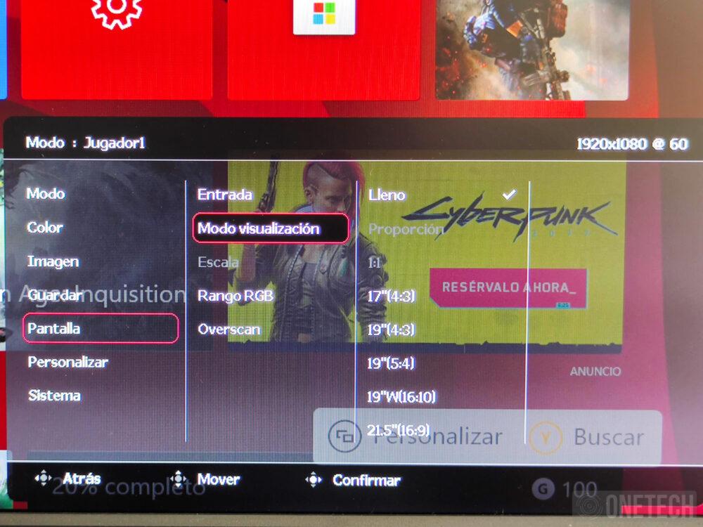BenQ Zowie XL2546K, un monitor para profesionales de los eSports - Análisis 25