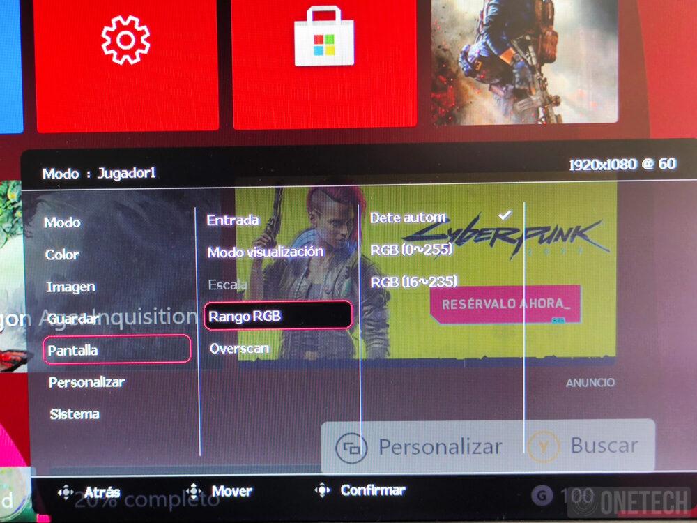 BenQ Zowie XL2546K, un monitor para profesionales de los eSports - Análisis 24
