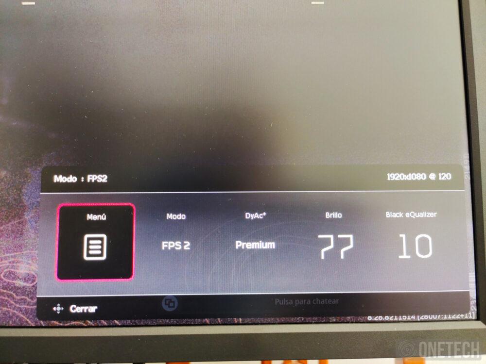 BenQ Zowie XL2546K, un monitor para profesionales de los eSports - Análisis 19