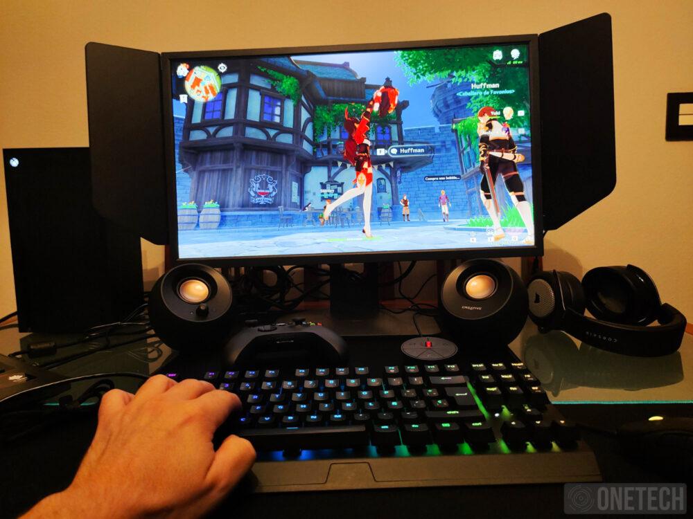 BenQ Zowie XL2546K, un monitor para profesionales de los eSports - Análisis 5