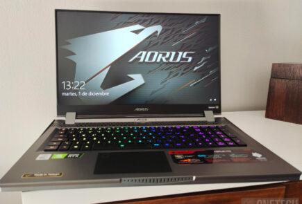 Aorus 17G XB