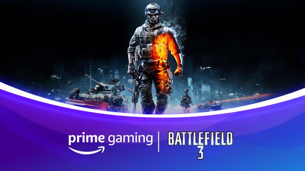 Descarga Battlefield 3 gratis para Origin con Twitch Prime