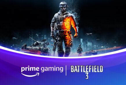 Battlefield 3 gratis en Origin con tu Twitch Prime 3