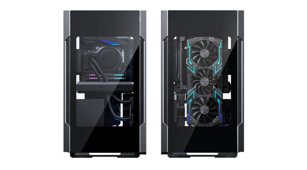 Phanteks presenta sus chasis verticales Evolv Shift 2 y Shift 2 Air 3
