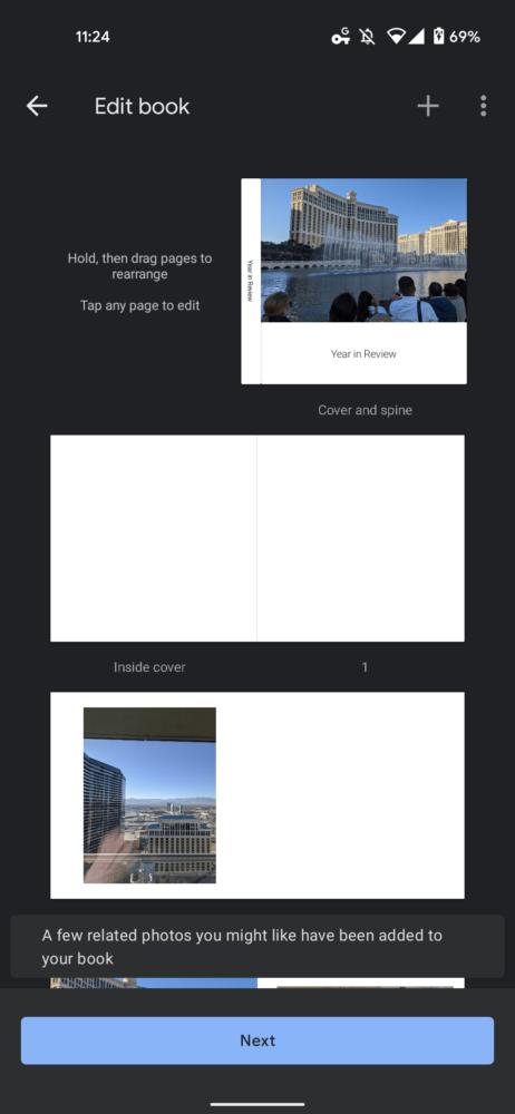 Google Fotos te muestre tu año 2020 en un nuevo álbum 3