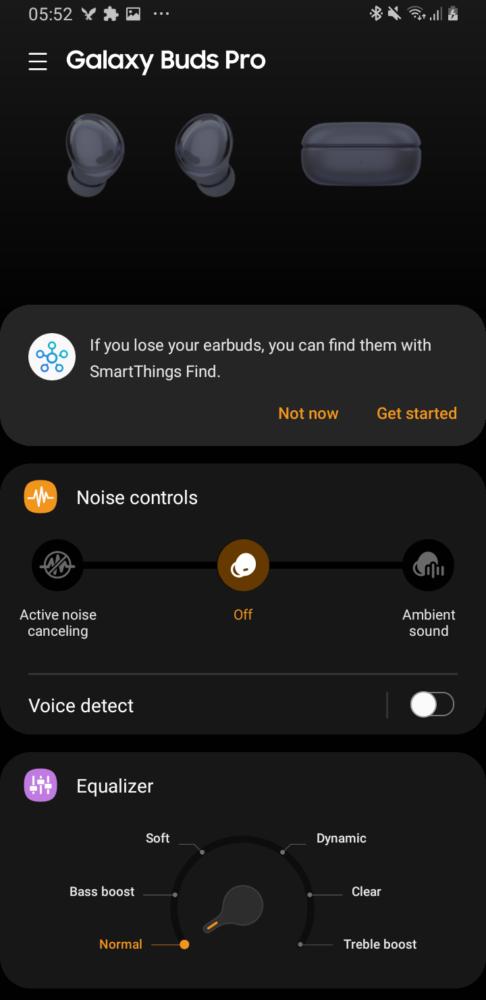 Los Galaxy Buds Pro traerán cancelación activa de ruido, audio 3D y detección de voz 1
