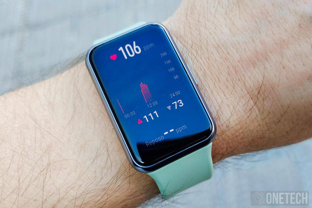 Huawei Watch Fit: un entrenador personal en tu muñeca - Análisis 10