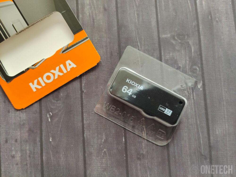 USB Kioxia TransMemory U365 - Análisis 1