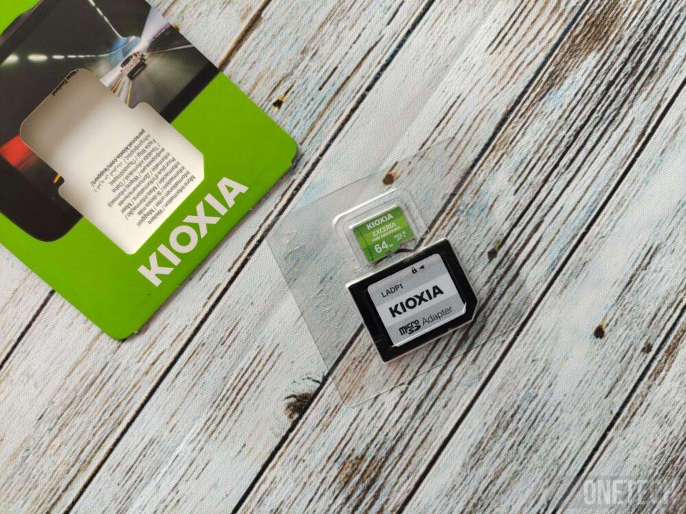 Kioxia microSDXC EXCERIA HIGH ENDURANCE - Análisis 3