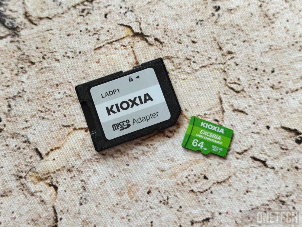Kioxia microSDXC EXCERIA HIGH ENDURANCE - Análisis